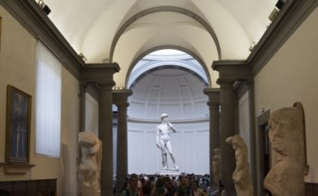 David Michelangelo Accademia Firenze